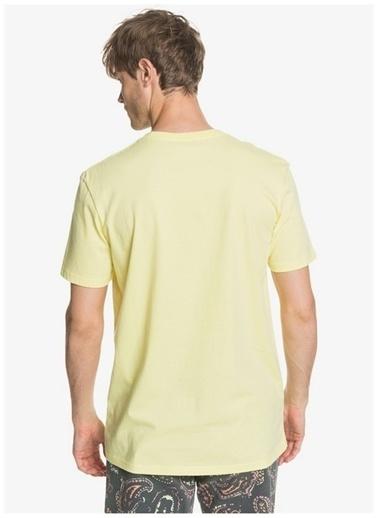 Quiksilver Quiksilver T-Shirt Sarı